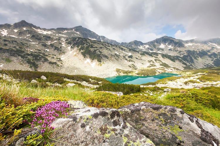 Banderishko lake in Pirin Mountain