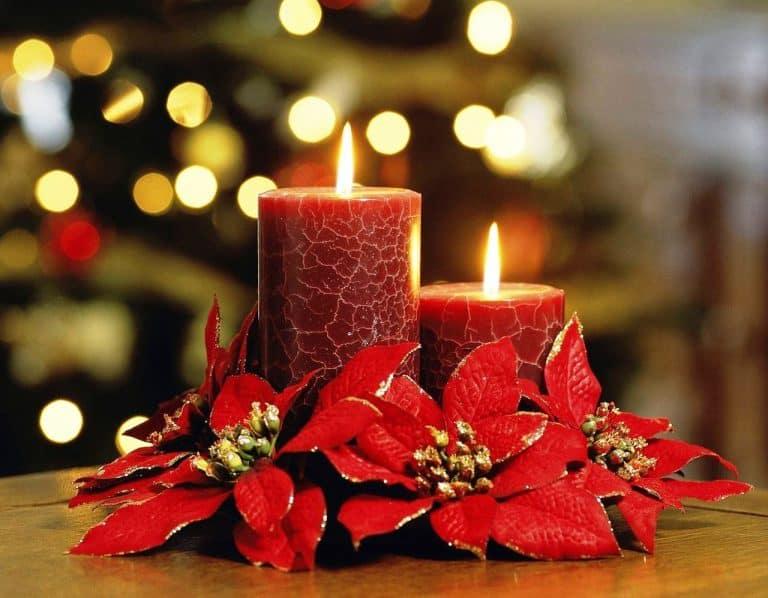1 Christmas Candle 768x598