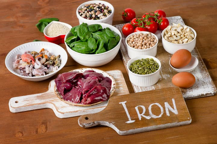 4 Easy Ways To Get More Iron Into Your Diet