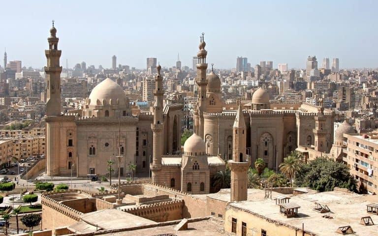 EGIPTO  El Cario Mesquita Sultan Hasan 768x480