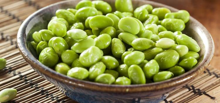 Edamame Beans 750x350