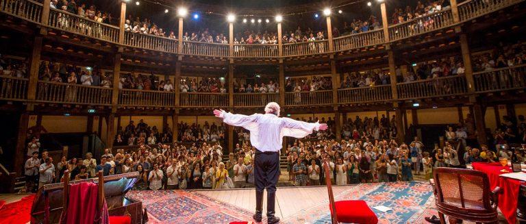 Globe Theatre il Teatro di Shakespire Romegarden hotel preview 940x400 768x327