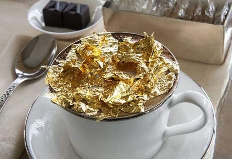 Gold Cappuccino Dubai