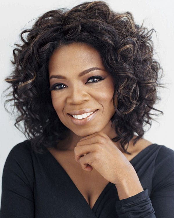 Headshot of Oprah Winfrey Courtesy of Harpo Inc 1