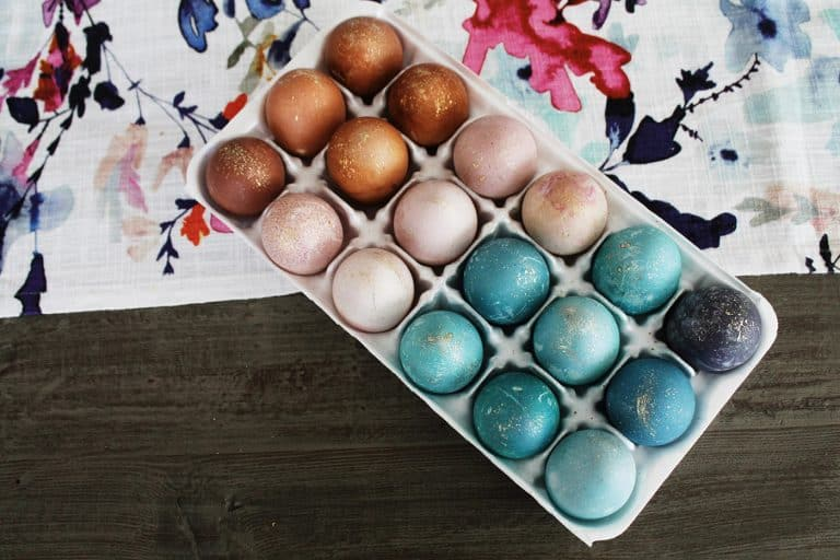 Naturally Dyed Easter Eggs Kailey Marie Designs 31 768x512