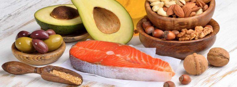 Omega 3 Fatty Acids 768x284