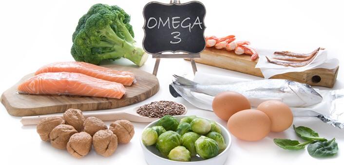 Omega 3 for PCOS header