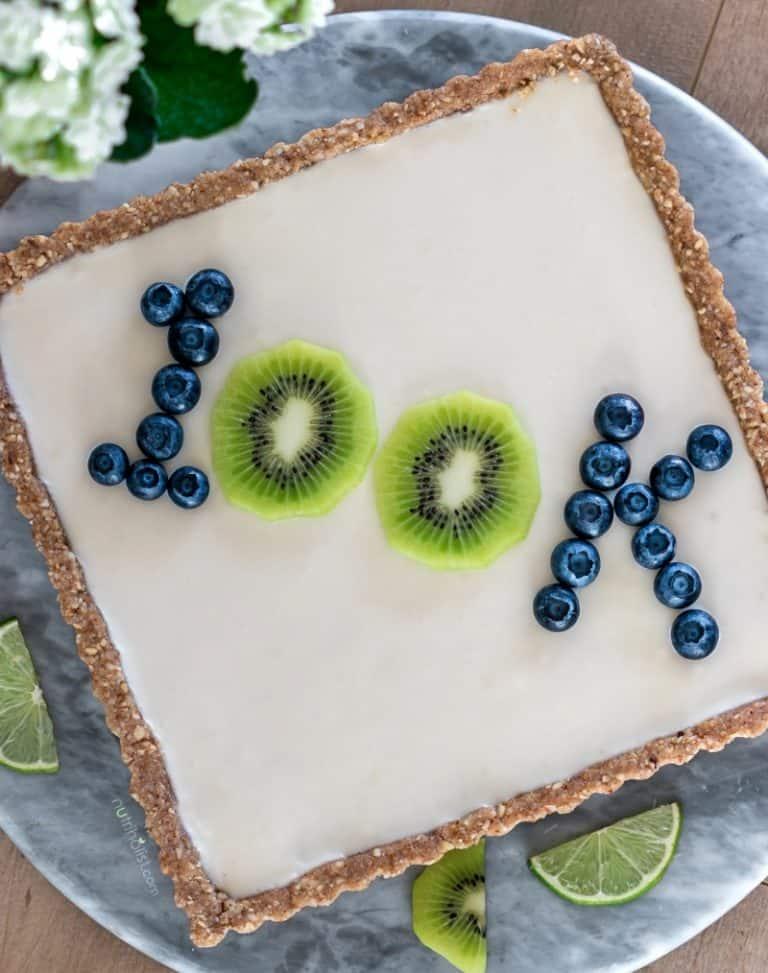 Vanilla Lime Custard Tart 800x1014 768x973