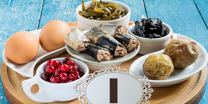 best iodine rich foods