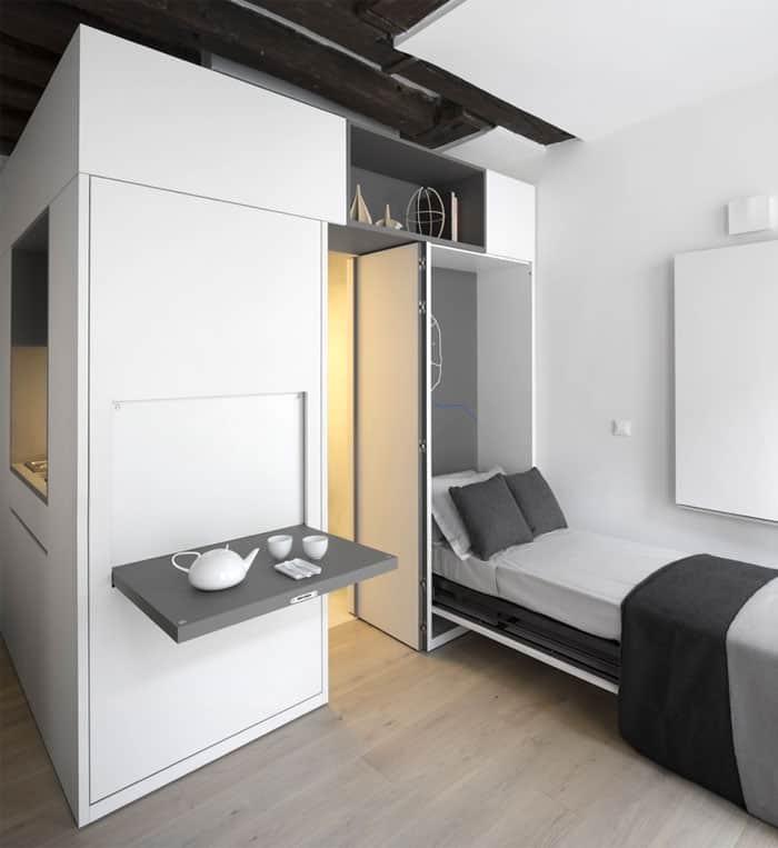 edb studio 16 sqm apartment workplace 12
