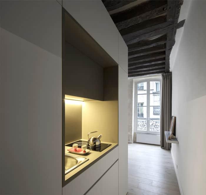 edb studio 16 sqm apartment workplace 2