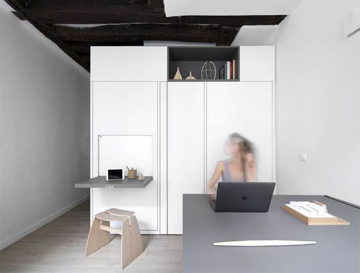 edb studio 16 sqm apartment workplace 6