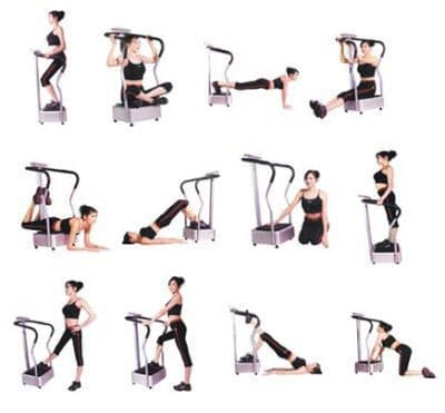 ejercicios de plataforma vibratoria
