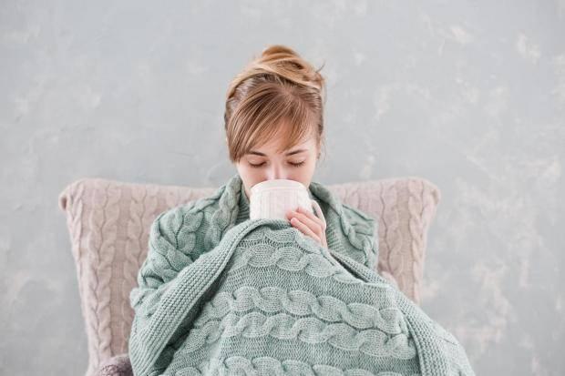 flu drink tea wine
