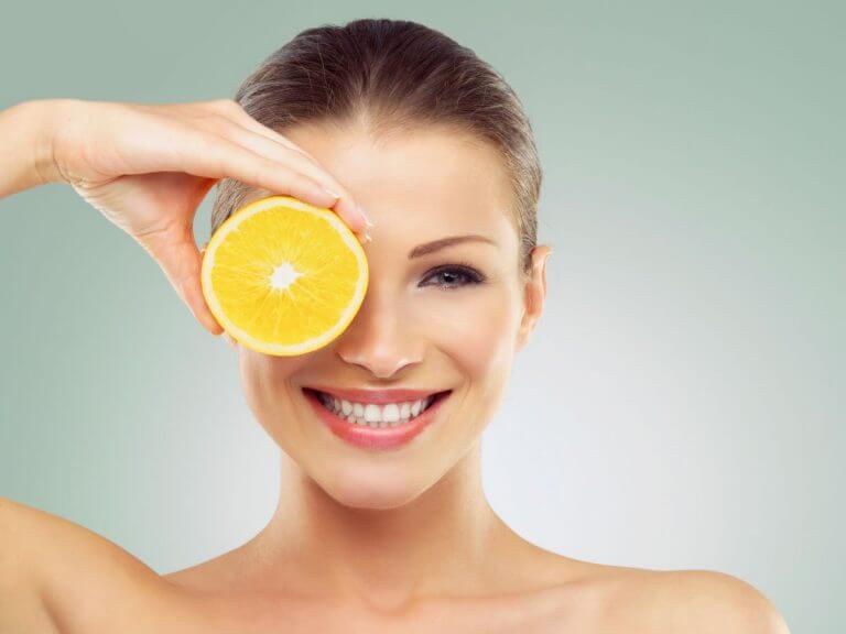 healthy skin foods 768x576