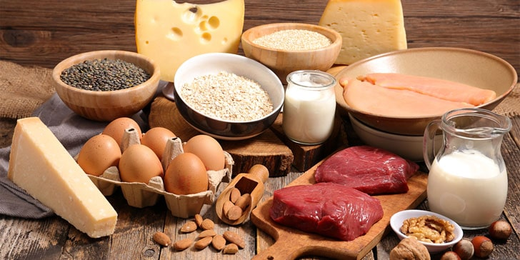 high protein foods to eat 1