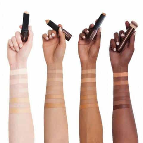 hourglass foundation swatches 480x480