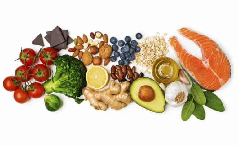 popular healthy foods 768x473