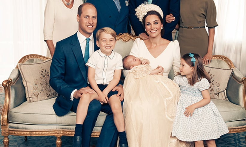 prince louis christening official t