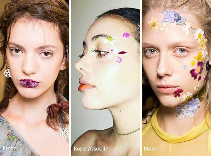 spring_summer_2017_makeup_trends_floral_face_art_fashionisers