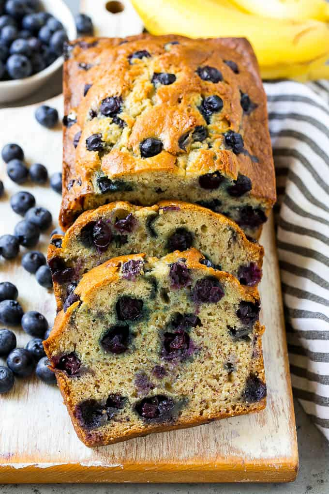 blueberry banana bread 3 2