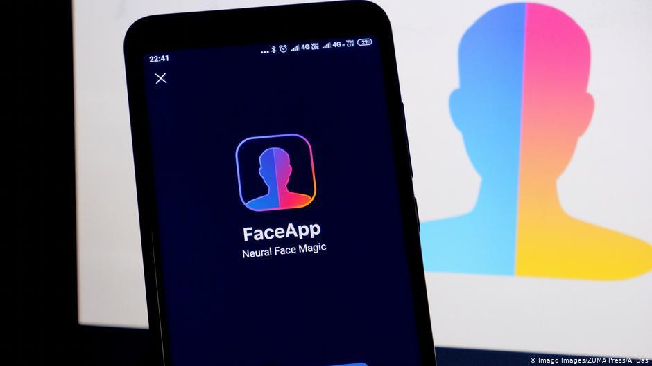1563492554_FaceApp Faltige Gesichter und geklaute Daten Welt DW