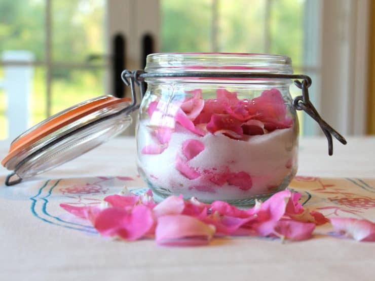 rozova zahar