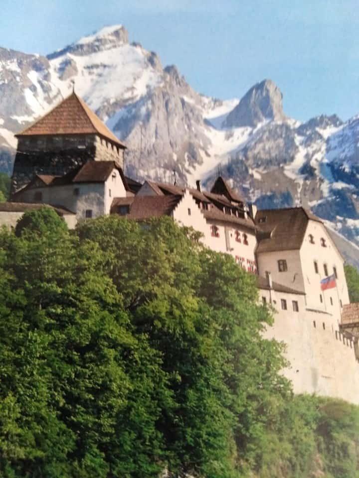 замъкът