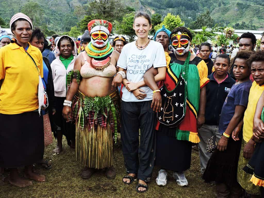 1  Magi  Papua Nova Gvinea