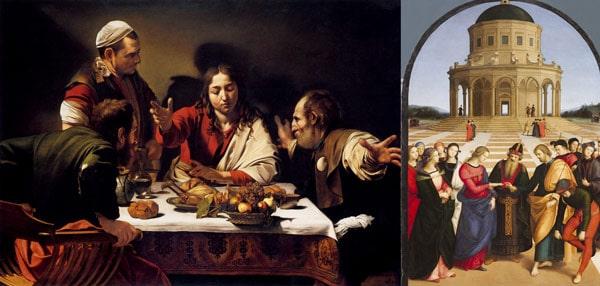 Rafaello Caravaggio