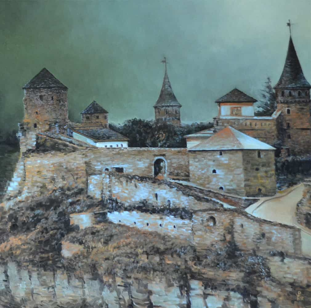 Каменец_Подольский_замок
