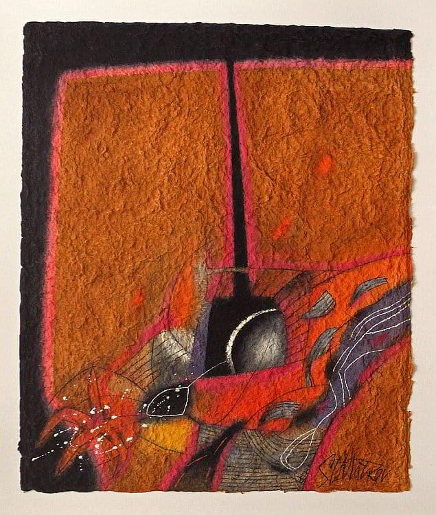 Stefan Markov akvarel rachna hartiya