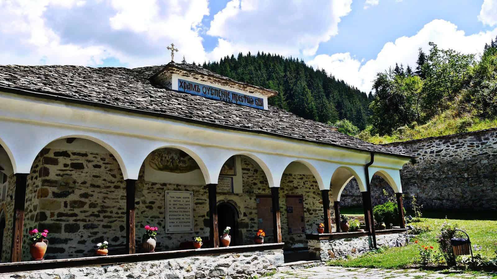широка лъка църква