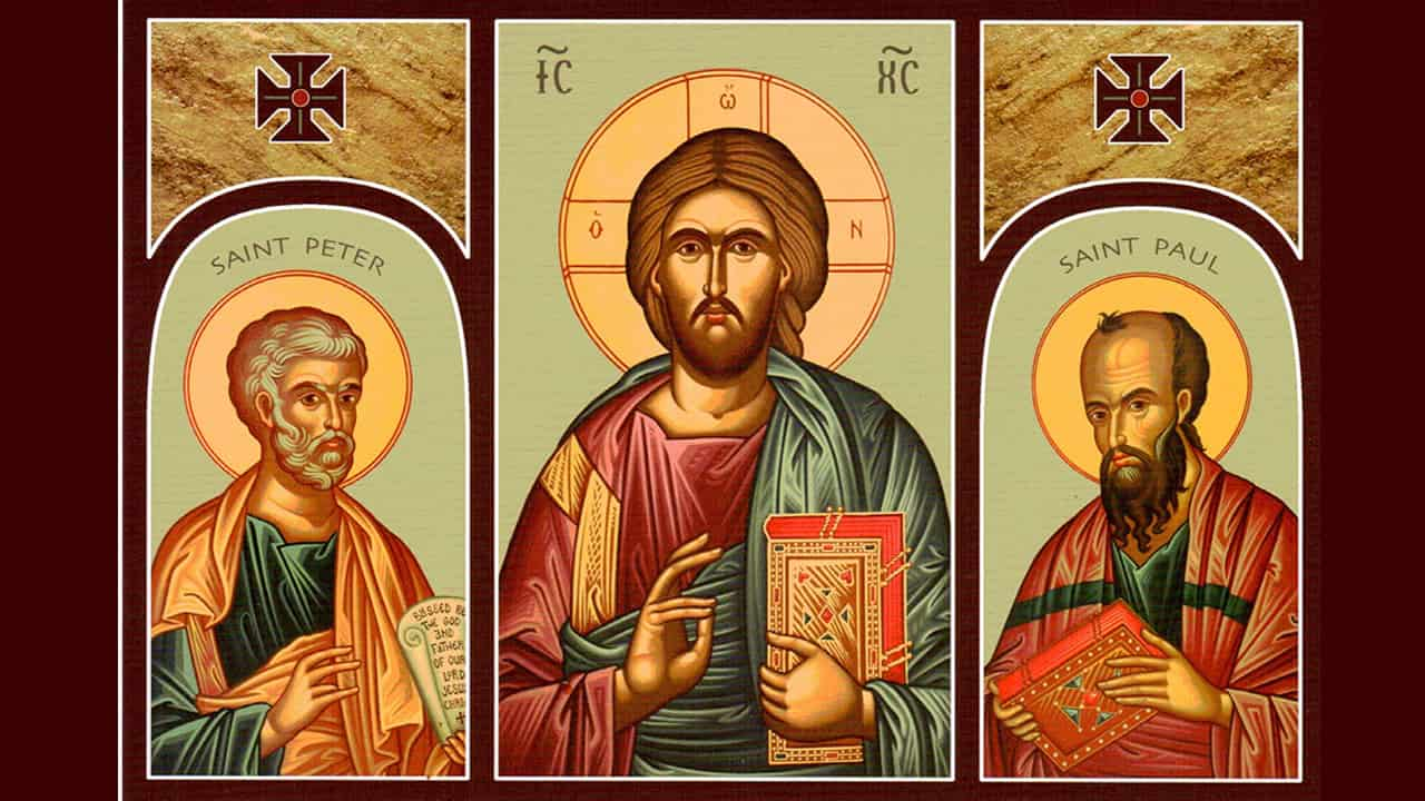 06_29_christ with saints peter and paul