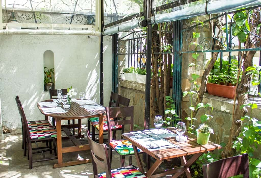 33 Gastronauts   лятна градина ресторант