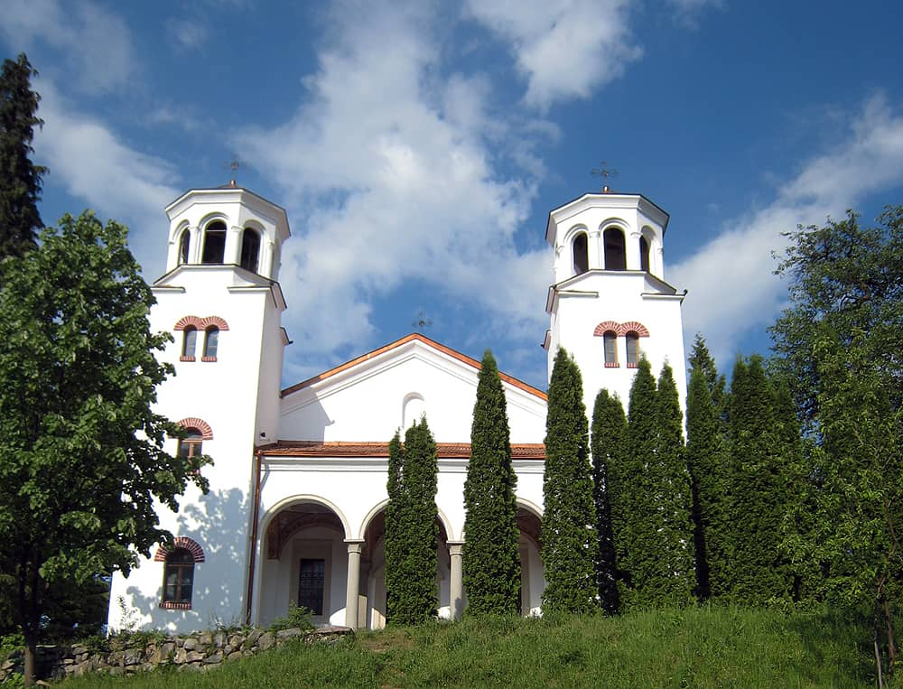 KlisuraMonasteryChurch
