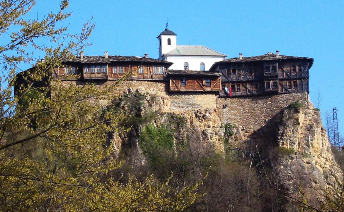 гложенския манастир