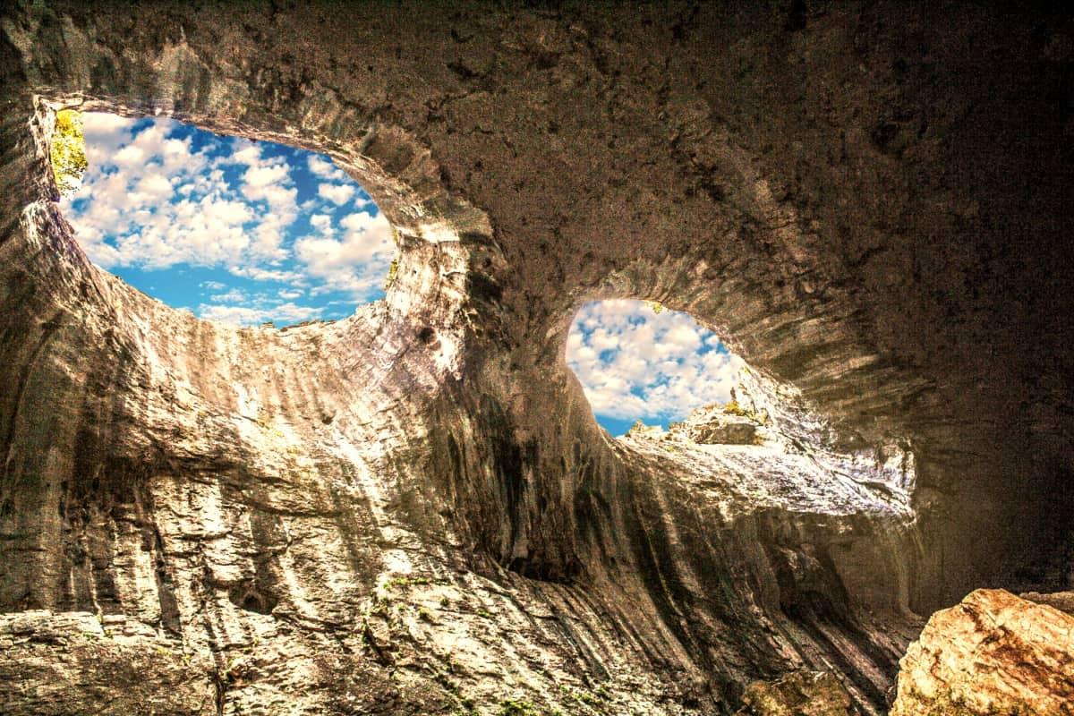пещера проходна