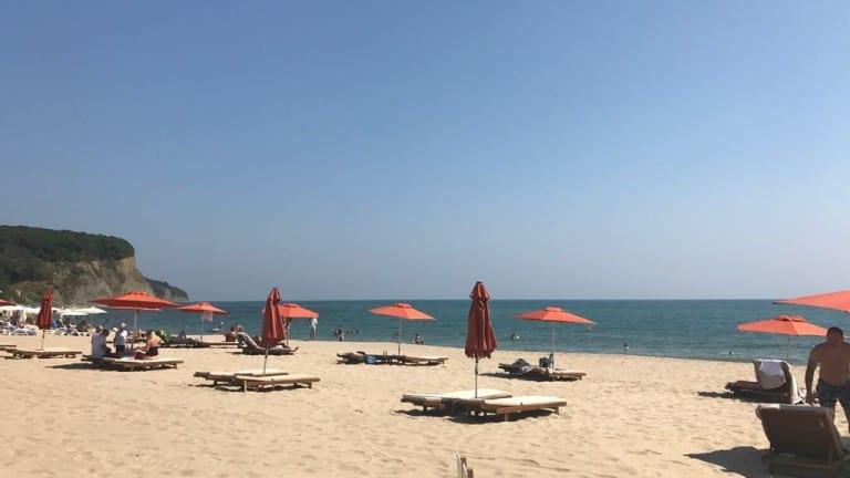 слънчев бряг плаж