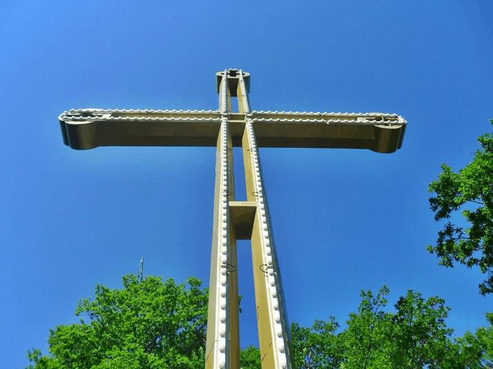 варвара със светещия кръст