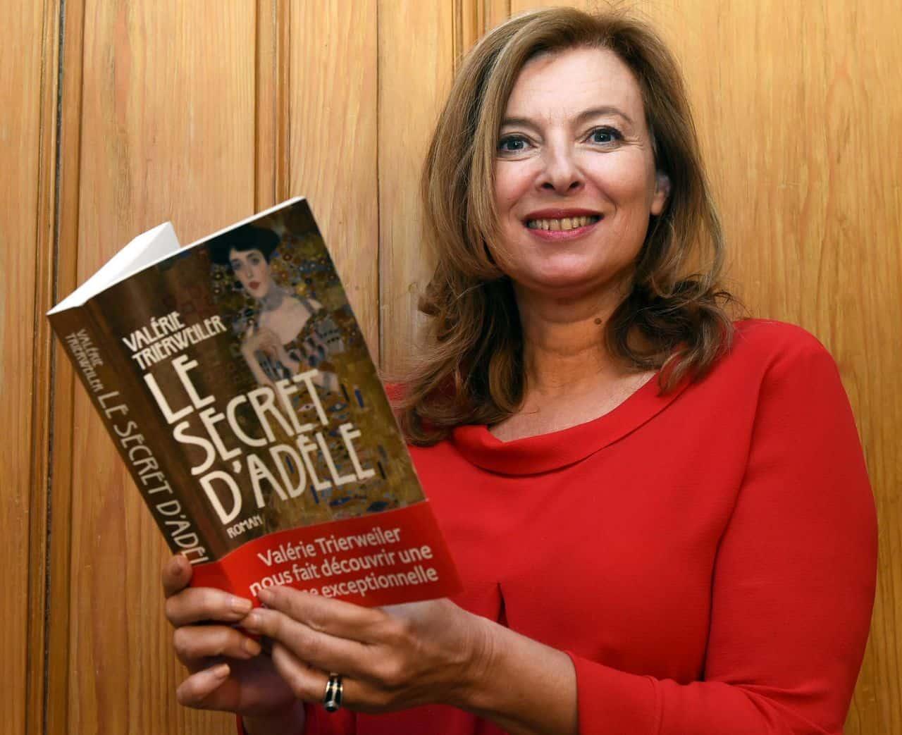 Valerie Trierweiler Adele