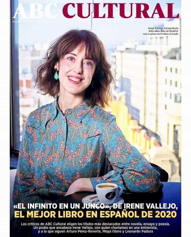 Irene Vallejo