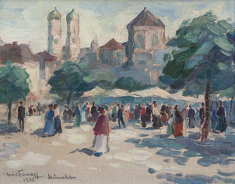 Nikola Tanev 1922 Myunhen