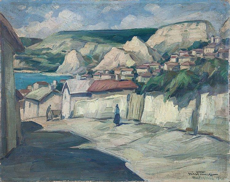 Nikola Tanev 1940 Balchik