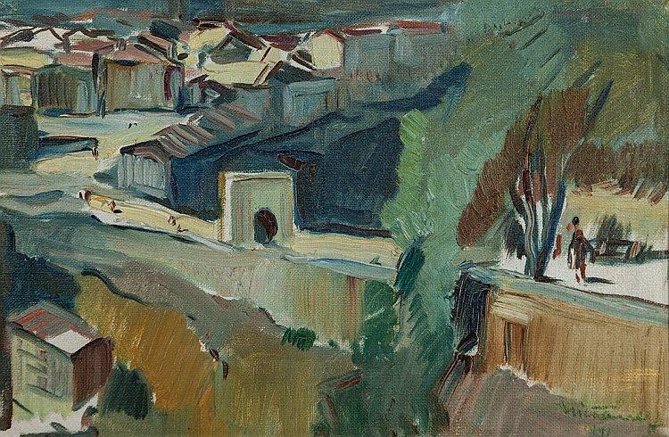 Nikola Tanev 1941 Tarnovo TSarevets