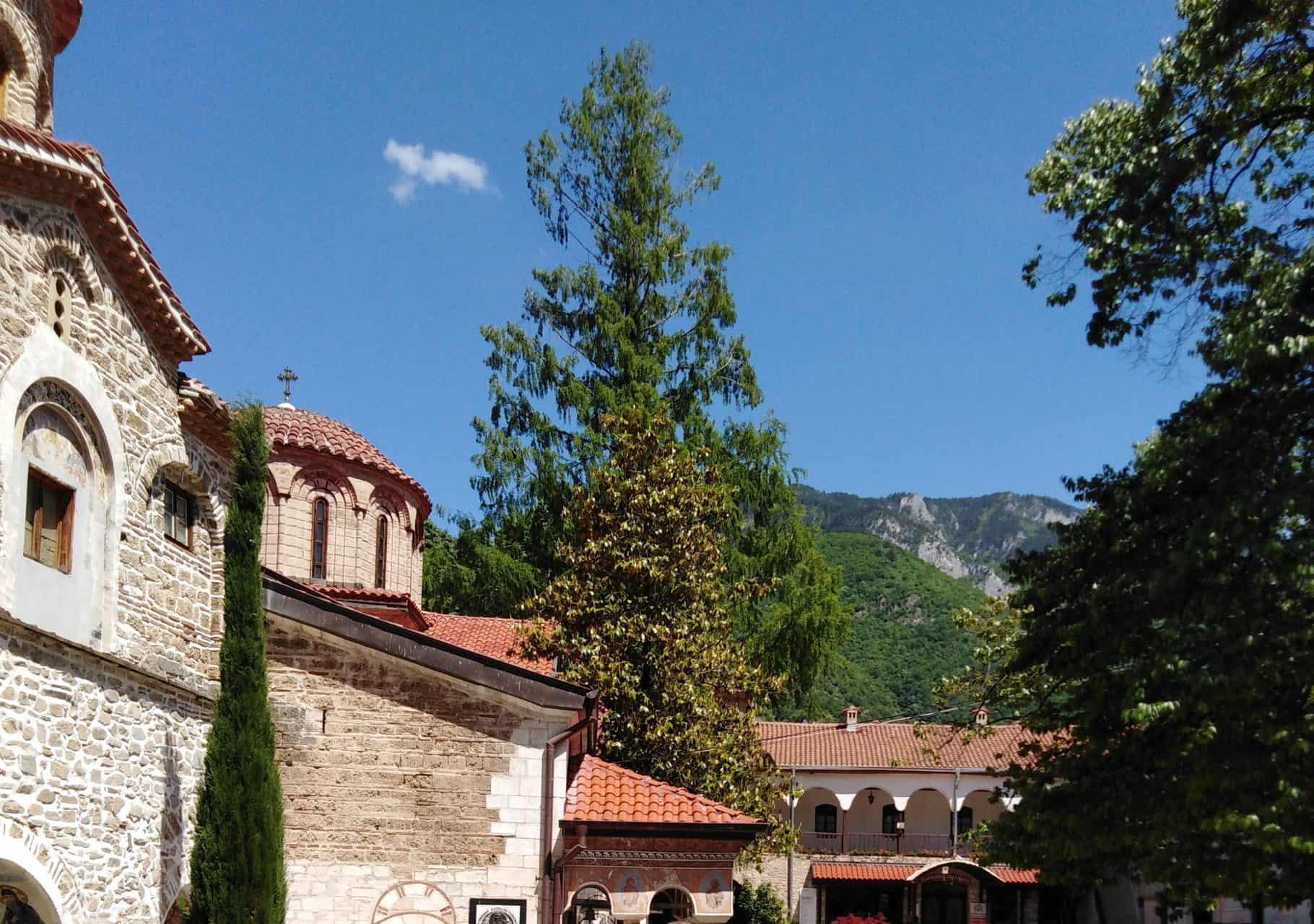 Бачковсият манастир