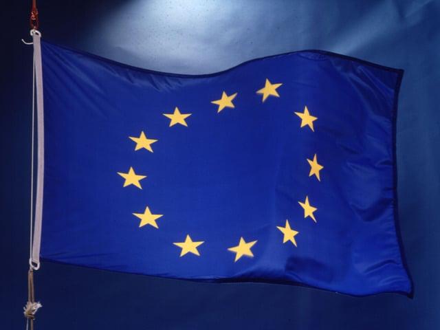 знаме Европа